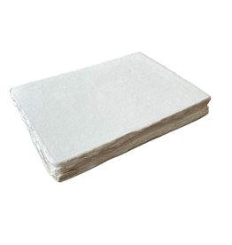 A5025 Satz 50 Karten Baumwollpapier  16x22cm