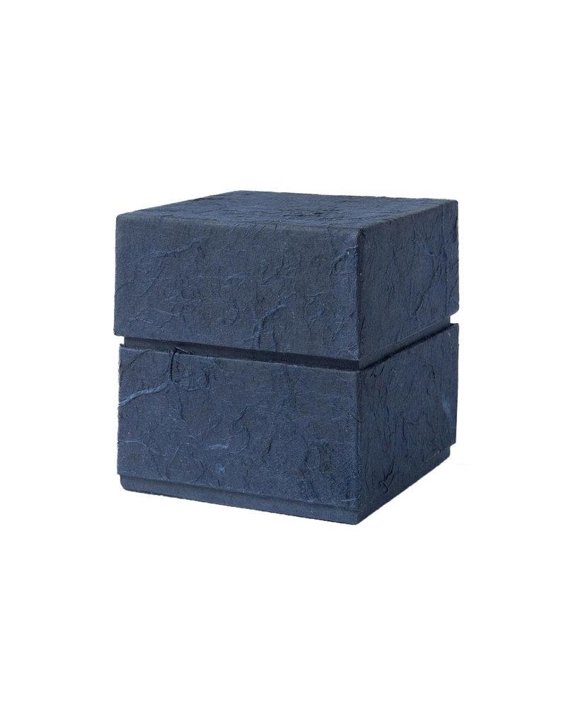 . Urne écologique en forme de cube L
