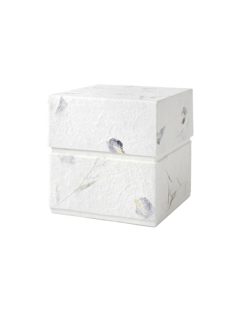 . Eco urn cube shape L