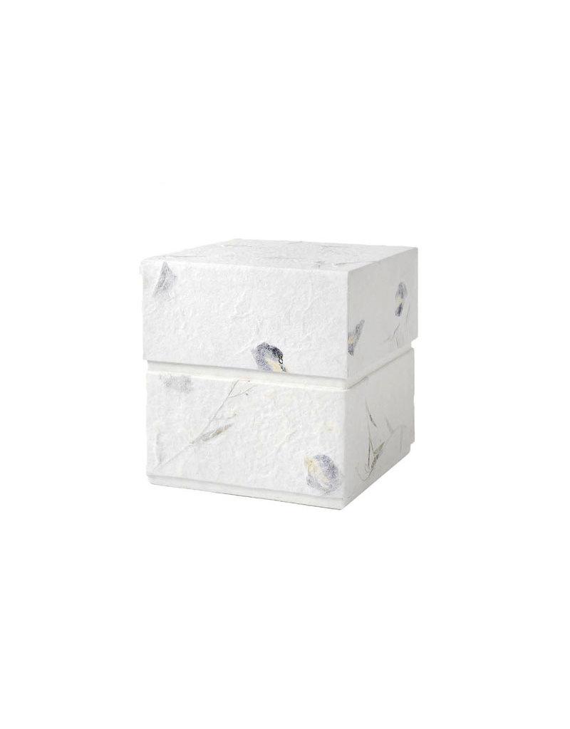 . Eco urn cube shape M