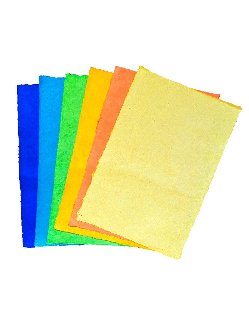 Papier lokta unie 90 grs.