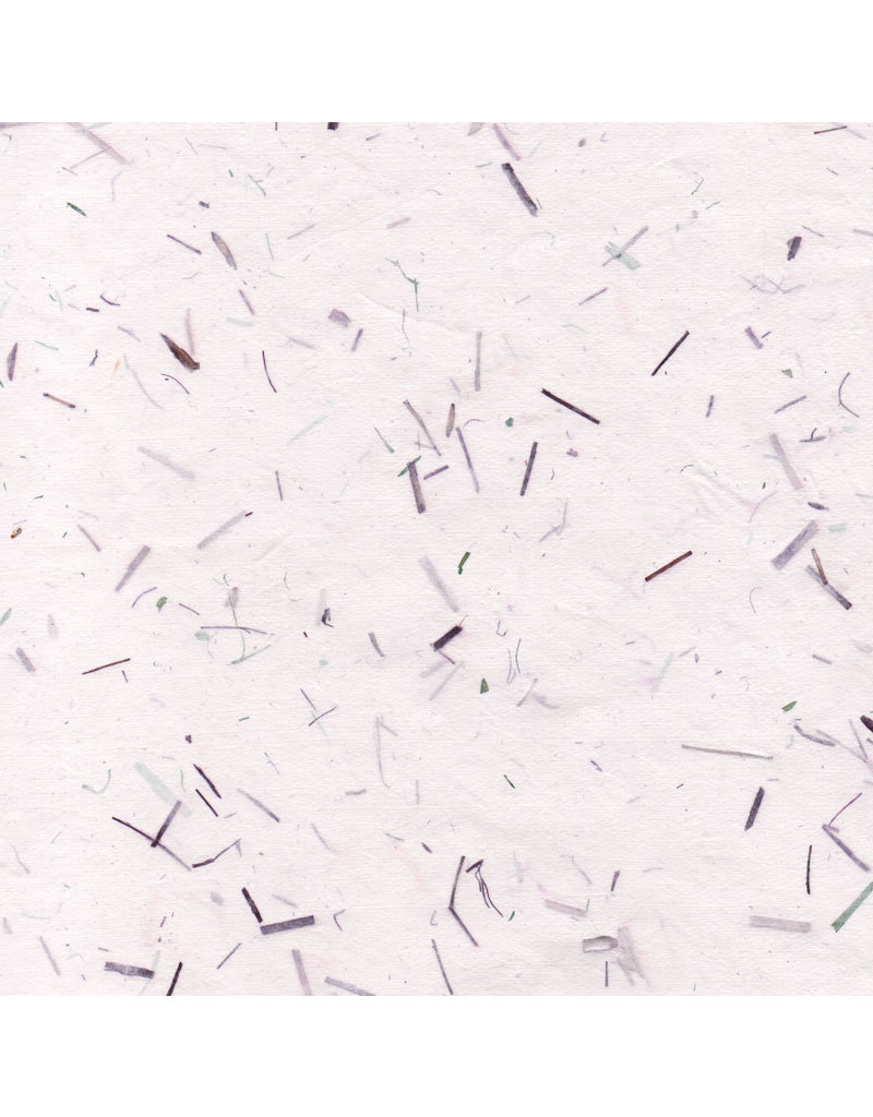 Baumwollpapier mit Stroh, 100 Gramm