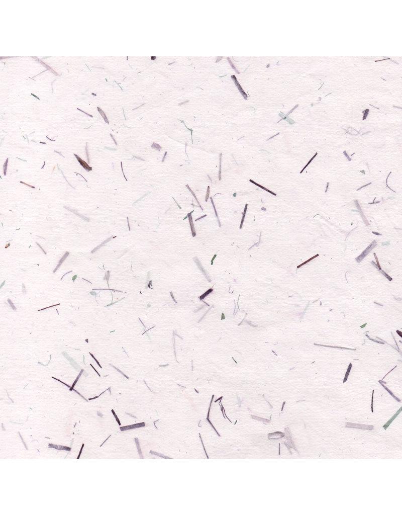 Papier de coton avec de la paille, 100 grammes
