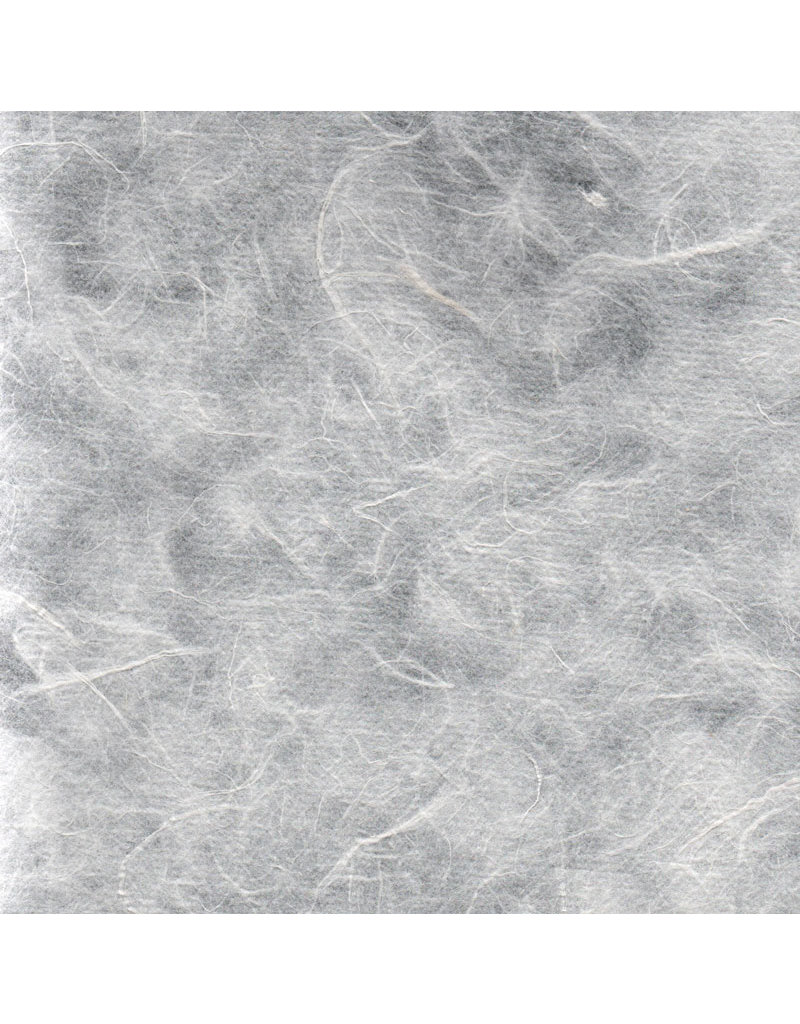 Mulberry paper thin, white fibres