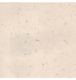 A4d71  Set 25 vel  Gampi papier met grasmix
