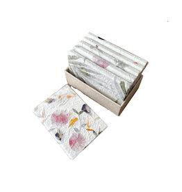 TH081 6 cahiers dans une boite