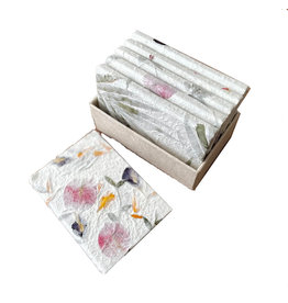 TH082 6 cahiers dans une boite