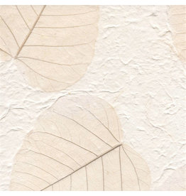 TH832 Mulberrrypapier bodhi leaves