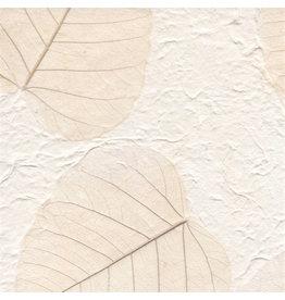TH832 Papier de mûrier, feuilles de Bodhi