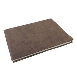 AE421 Notizbuch Leder