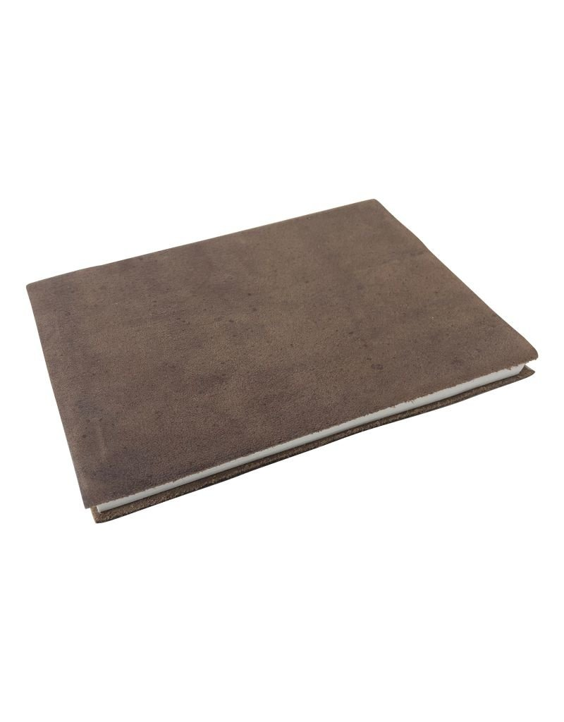 Cahier cuir