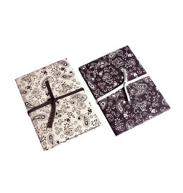 TH470 Foldable album kasjmereprint