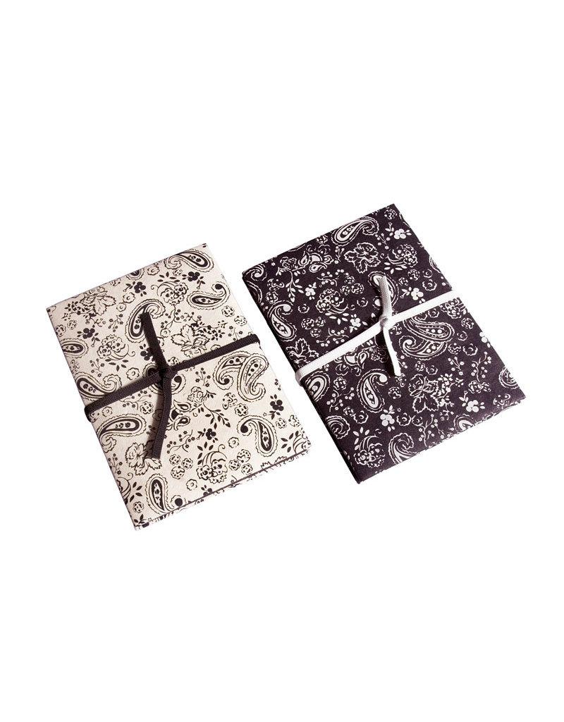 Foldable album kasjmereprint