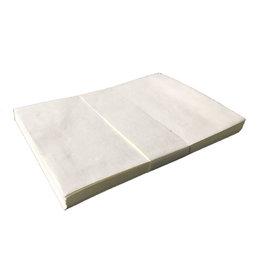 A5032 Ensemble de 25 enveloppes de papier de coton  23x17cm