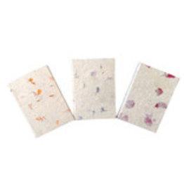 NE460 Notebook lokta-flowers
