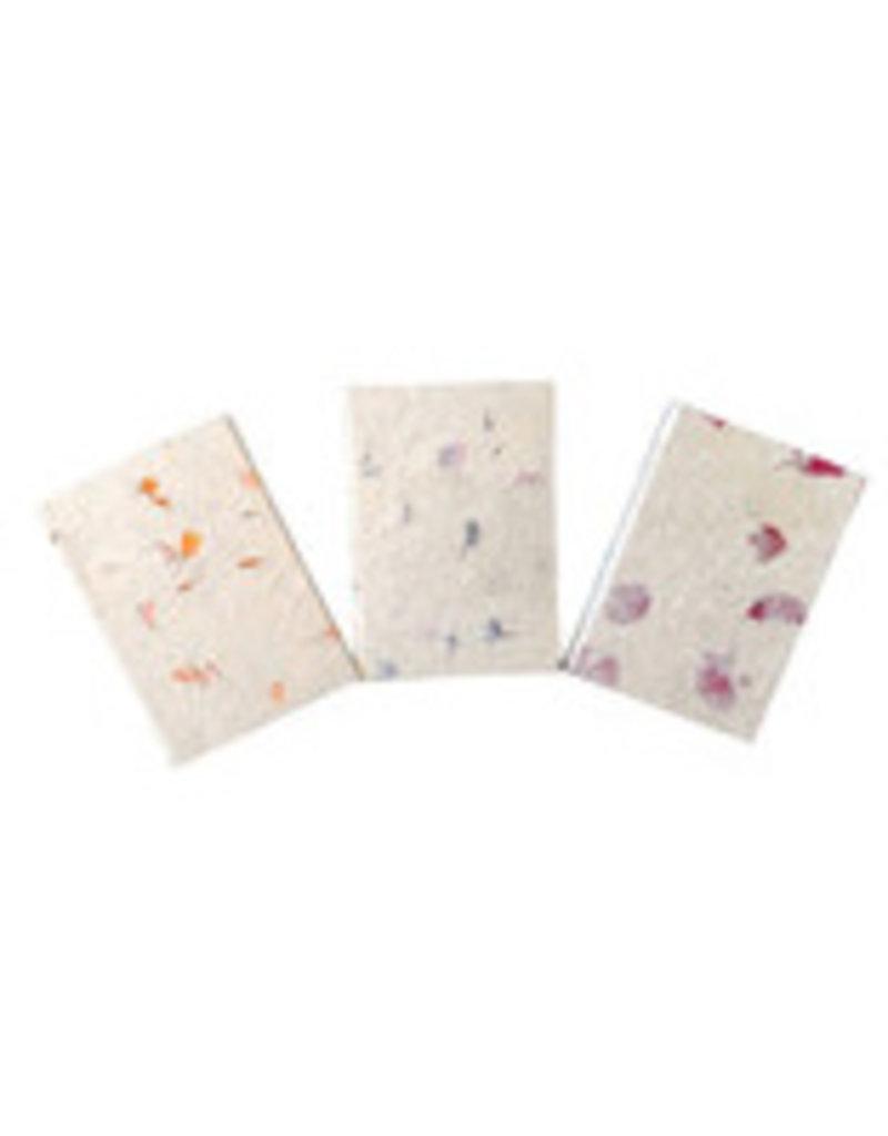 Notebook lokta-bloem