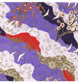 JP130 Japans papier met zwaluwprint