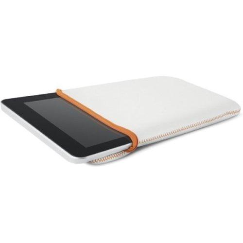 Yarvik 10 inch - universele neoprene tablet sleeve - Zwart / Wit