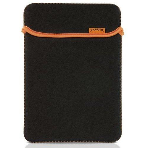 Yarvik 8 inch - universele neoprene tablet sleeve - Zwart / Wit
