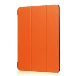 iPad Air 10.5 Hoes (2019) - Tri-Fold Book Case - Orange