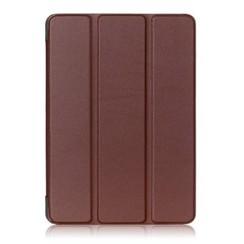 iPad Air 10.5 Hoes (2019) - Tri-Fold Book Case - Brown