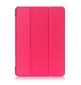 Serise iPad Air 10.5 Hoes (2019) - Tri-Fold Book Case - Hot Pink