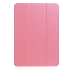 iPad Air 10.5 Hoes (2019) - Tri-Fold Book Case - Roze