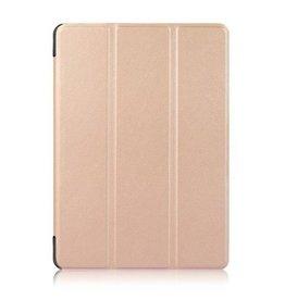 Serise iPad Air 10.5 Hoes (2019) - Tri-Fold Book Case - Gold