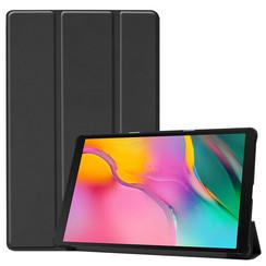 Samsung Galaxy Tab A 2019 hoes - Tri-Fold Book Case - Black