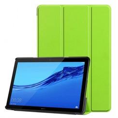 Huawei MediaPad T5 10 - Tri-fold Book Case - Groen