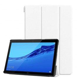 Serise Huawei MediaPad T5 10 - Tri-fold Book Case - Wit