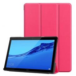 Huawei MediaPad T5 10 - Tri-fold Book Case - Magenta
