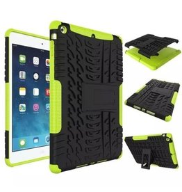 iPad Mini 5 hoes (2019) - Schokbestendige Back Cover - Groen