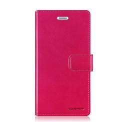 Huawei P30 hoes - Blue Moon Diary Wallet Case - Roze