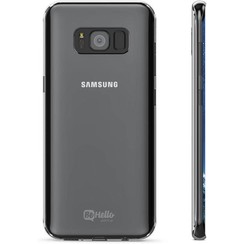 BeHello Samsung Galaxy S8+ Back Cover - Transparant