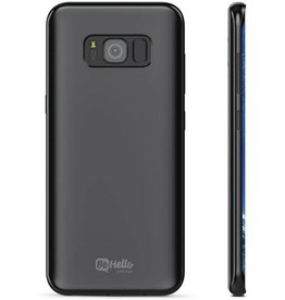 BeHello BeHello Samsung Galaxy S8+ Back Cover - Zwart
