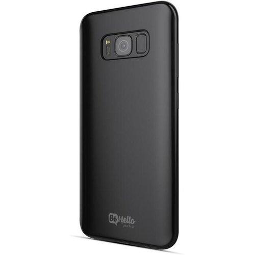 BeHello BeHello Samsung Galaxy S8+ Flip Cover - Zwart
