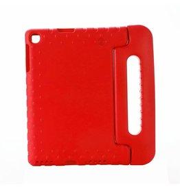 Case2go Samsung Galaxy Tab A 10.1 (2019) - Schokbestendige cover met handvat - Rood