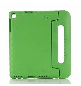 Case2go Samsung Galaxy Tab A 10.1 (2019) - Schokbestendige cover met handvat - Groen