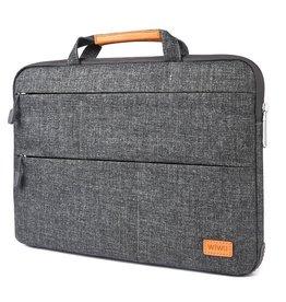 WIWU WiWu - 13 inch Laptophoes Smart Stand Laptop Sleeve - Grijs