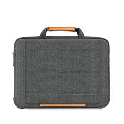 WIWU - 15,4 inch Smart Stand Laptop & Macbook Sleeve - Grijs