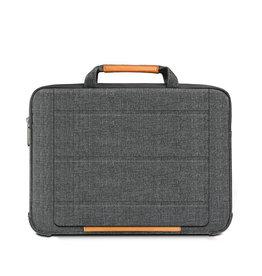 WIWU WIWU - 15,4 inch Smart Stand Laptop & Macbook Sleeve - Grijs