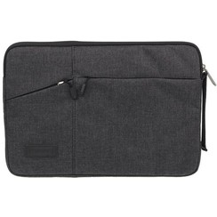WIWU - 12  inch Pocket Laptop & Macbook Sleeve - Zwart