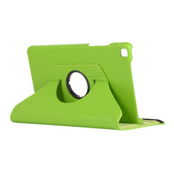 Samsung Galaxy Tab A8 (2019) hoes - Draaibare Book Case - Groen