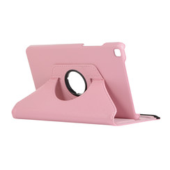 Samsung Galaxy Tab A8 (2019) hoes - Draaibare Book Case - Roze