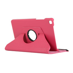 Samsung Galaxy Tab A8 (2019) hoes - Draaibare Book Case - Magenta