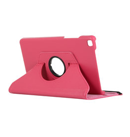 Cover2day Samsung Galaxy Tab A8 (2019) hoes - Draaibare Book Case - Magenta