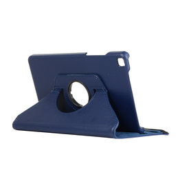 Cover2day Samsung Galaxy Tab A8 (2019) hoes - Draaibare Book Case - Donker Blauw