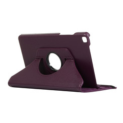 Samsung Galaxy Tab A8 (2019) hoes - Draaibare Book Case - Paars