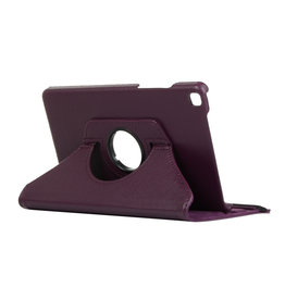 Cover2day Samsung Galaxy Tab A8 (2019) hoes - Draaibare Book Case - Paars